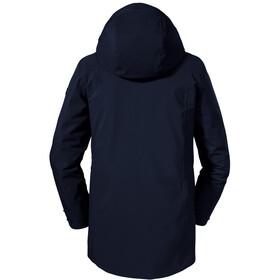Schöffel Moskau 3-in-1 Parka Heren, navy blazer